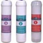 3 Lü Su Arıtma Filtresi